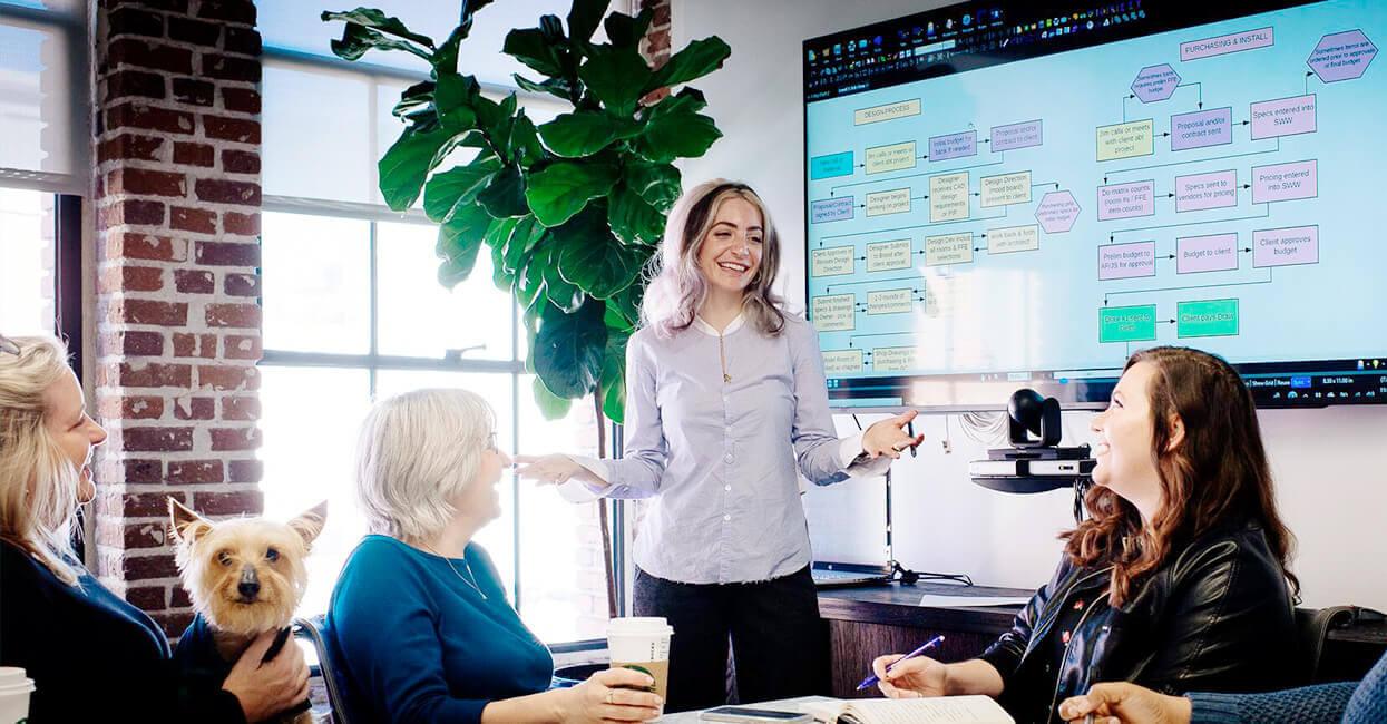 Procurement - Level 3 Design Group Portfolio