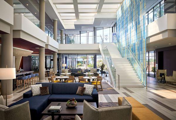 The Marriot Ventura Beach - Level 3 Design Group Portfolio
