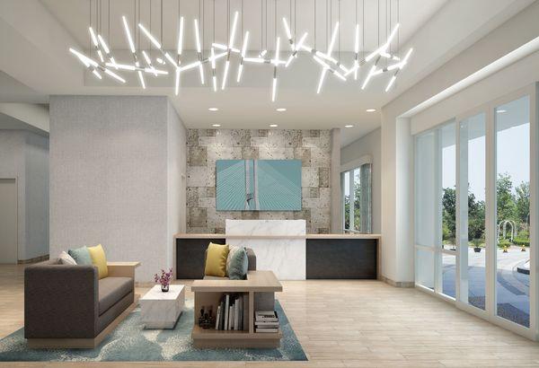 Stay Bridge Suites - Level 3 Design Group Portfolio