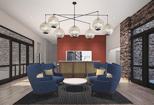 Hotel Petaluma - Level 3 Design Group Portfolio