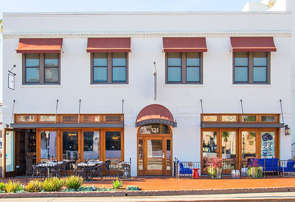 Hotel Indigo Santa Barbara - Level 3 Design Group Portfolio