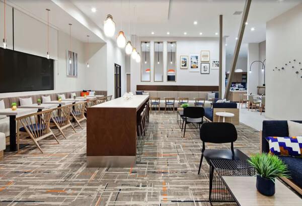 Homewood Suites by Hilton - Level 3 Design Group Portfolio